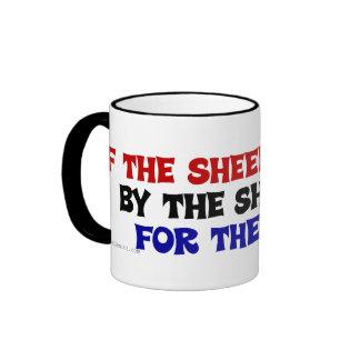 Abraham Lincoln would be ashamed of America 2 Coffee Mug