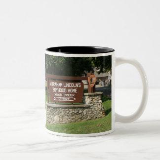 Abraham Lincoln's Birthplace Mug