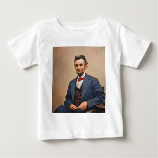 Abraham Lincolon Baby T-Shirt