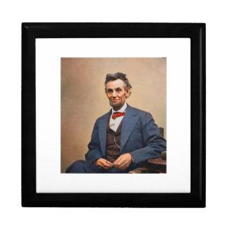 Abraham Lincolon Keepsake Box