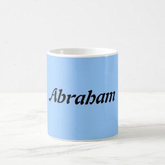Abraham Name Mug