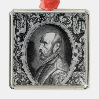 Abraham Ortelius Christmas Ornaments
