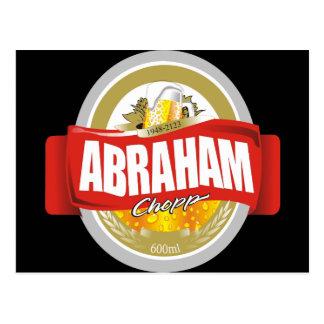 Abraham.png Postcard