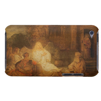 Abraham Receives the Three Angels, 1646 (oil on pa iPod Touch Cover