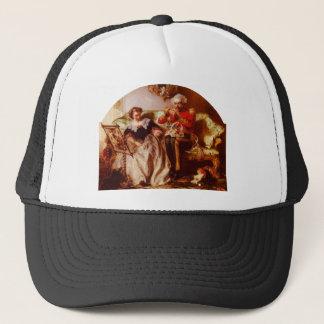 Abraham Solomon The Lion In Love Trucker Hat