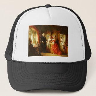 Abraham Solomon The Vicar Of Wakefield Trucker Hat