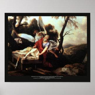 Abrahams Sacrifice Print