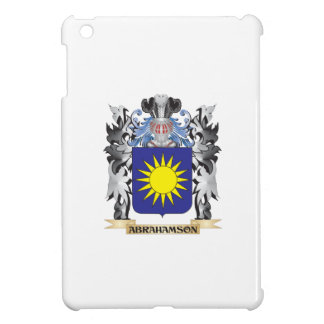 Abrahamson Coat of Arms - Family Crest Case For The iPad Mini