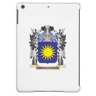 Abrahamson Coat of Arms - Family Crest iPad Air Covers