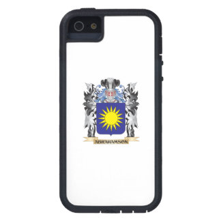 Abrahamson Coat of Arms - Family Crest iPhone 5 Cases