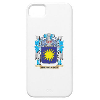 Abrahamson Coat Of Arms iPhone 5 Covers