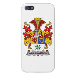 Abrahamson Family Crest iPhone 5 Case