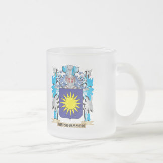 ABRAHAMSONtemp251.png 10 Oz Frosted Glass Coffee Mug