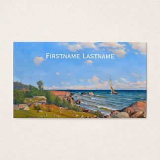 "Abrahamsson's ""Archipelago"" business cards"