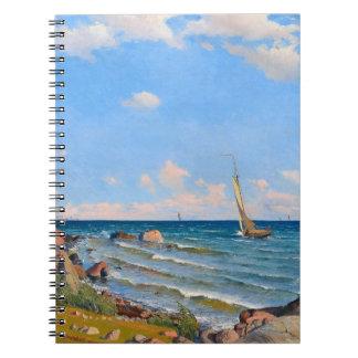 "Abrahamsson's ""Archipelago"" notebook"