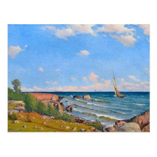"Abrahamsson's ""Archipelago"" postcard"