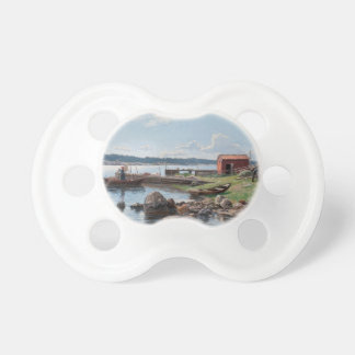 "Abrahamsson's ""Motif from Jutholmen"" pacifier"
