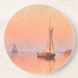 Abrahamsson's Sailboats coaster