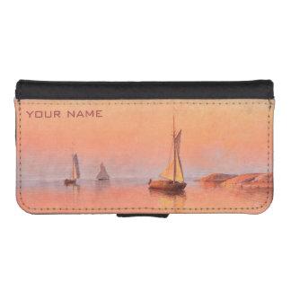 Abrahamsson's Sailboats custom wallet case
