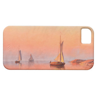 Abrahamsson's Sailboats iPhone case