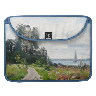 Abrahamsson's Sailboats MacBook sleeves