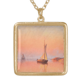 Abrahamsson's Sailboats necklace