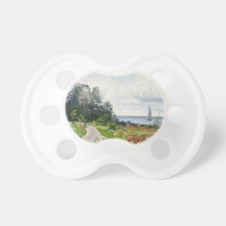 Abrahamsson's Sailboats pacifier