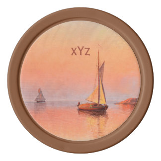 Abrahamsson's Sailboats poker chips