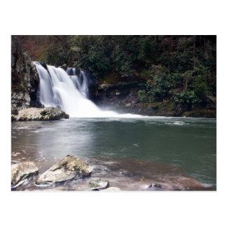 Abrahm Falls Postcard