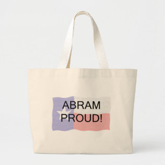 Abram Proud - Light Background Tote Bags