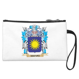Abrams Coat Of Arms Wristlet