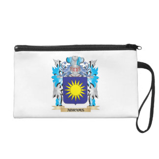 Abrams Coat Of Arms Wristlets
