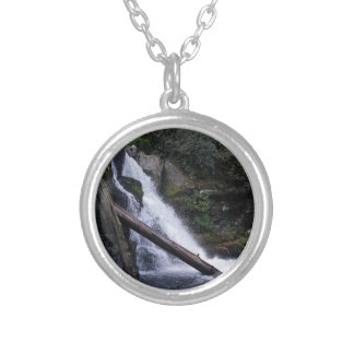Abrams Falls Silver Plated Necklace