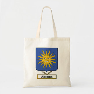 Abrams Family Crest Bags
