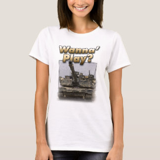 Abrams Tank - Wanna Play?