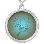 Ábrase los ojos grimpolas personalizadas
