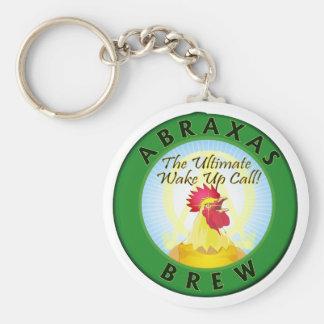 Abraxas Brew Keychain