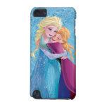 Abrazo de Ana y de Elsa