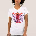 Abrazo de Elmo Camiseta
