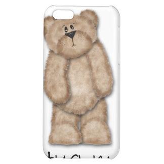 Abrazo de oso de peluche yo caso del iPhone 4