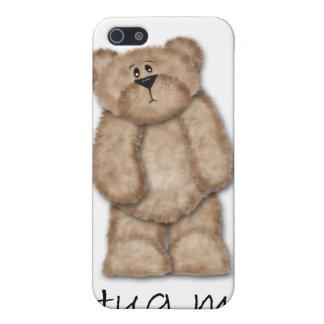 Abrazo de oso de peluche yo caso del iPhone 4 iPhone 5 Coberturas