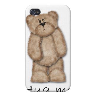 Abrazo de oso de peluche yo caso del iPhone 4 iPhone 4 Carcasa