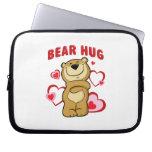 Abrazo de oso funda computadora