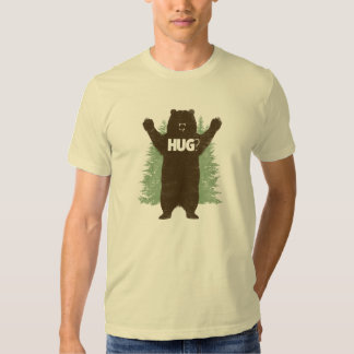 Abrazo de oso remera