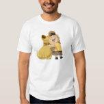 ¡Abrazo de Russell cavado - Pixar PARA ARRIBA! Camisas