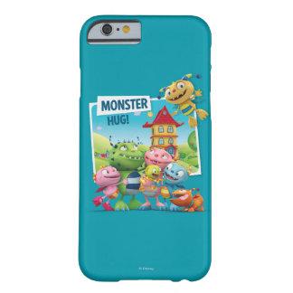 ¡Abrazo del monstruo! Funda Barely There iPhone 6