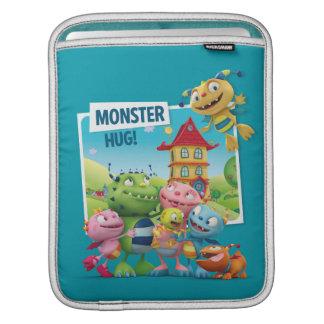 ¡Abrazo del monstruo! Fundas Para iPads