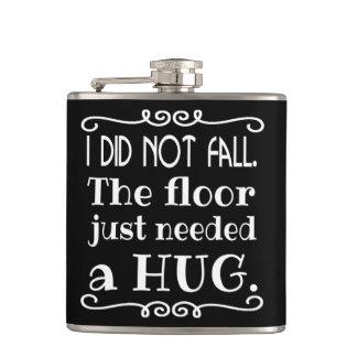 Abrazo del piso divertido