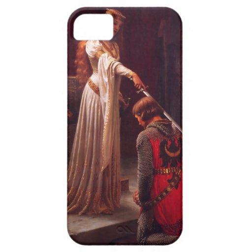 Abrazo - el caballero iPhone 5 cobertura