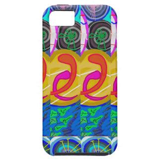 Abrazo ESPIRITUAL:  Círculos espirales Deco de los Funda Para iPhone SE/5/5s